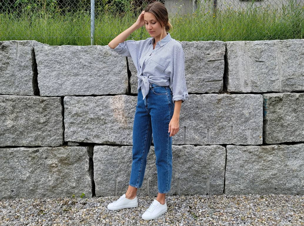JEANS.CH Mom Fit