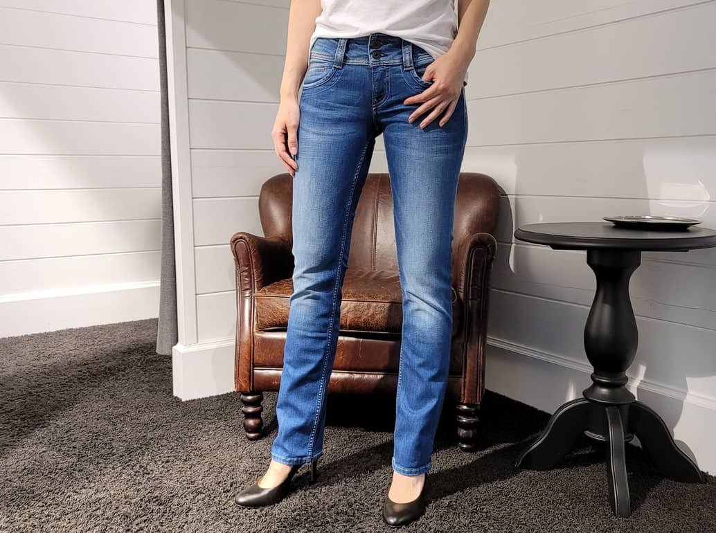 JEANS.CH Straight Fit
