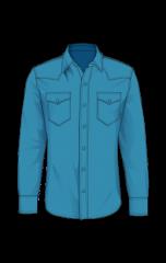 Chemises Denim