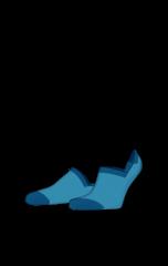 No Show Socken