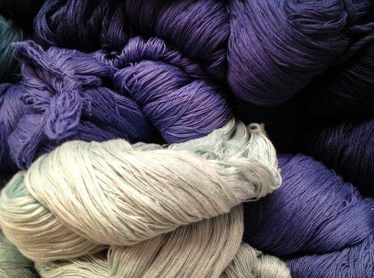 Yarn-Dyed