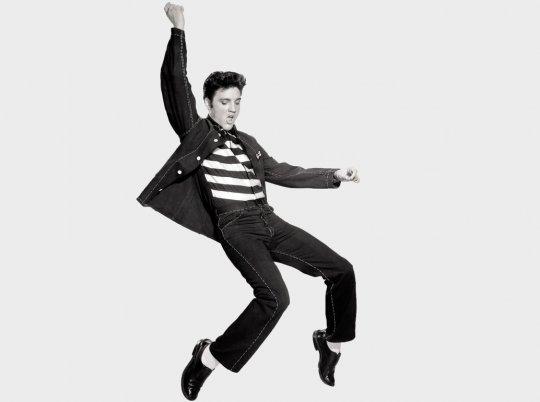 Jeansikone: Elvis Presley
