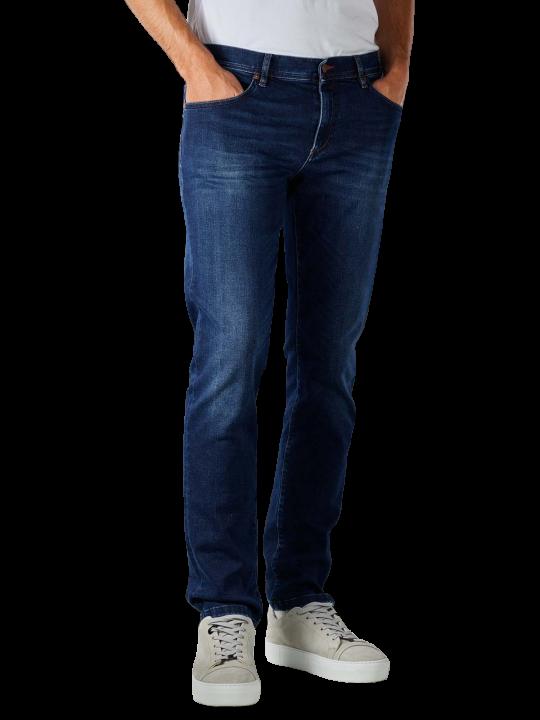 Alberto Pipe Lefthand Denim Jeans Slim Fit