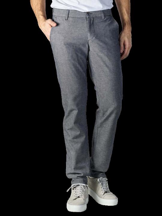 Alberto Lou Smart Linen Pants Slim Fit