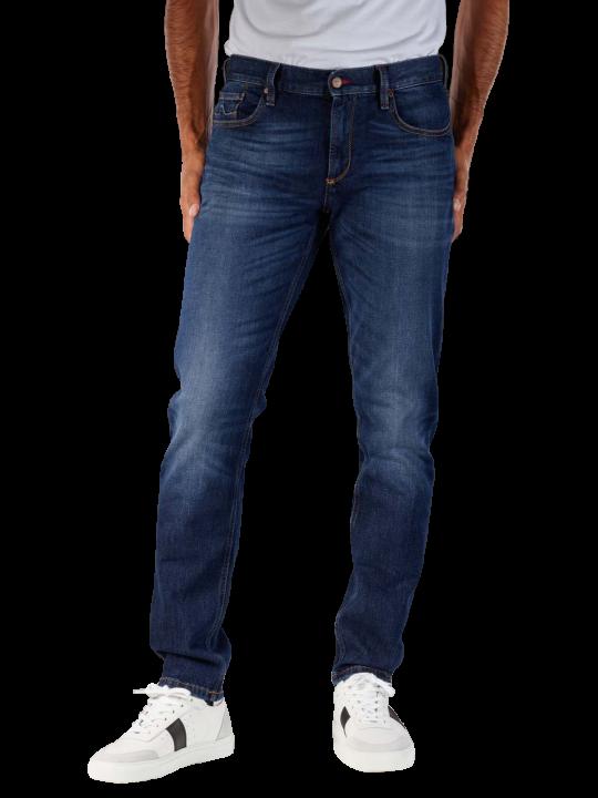 Alberto Slipe Jeans Slim Fit  Herren Jeans