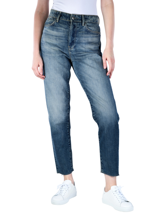 G-Star Janeh Ultra High Mom Ankle Jeans