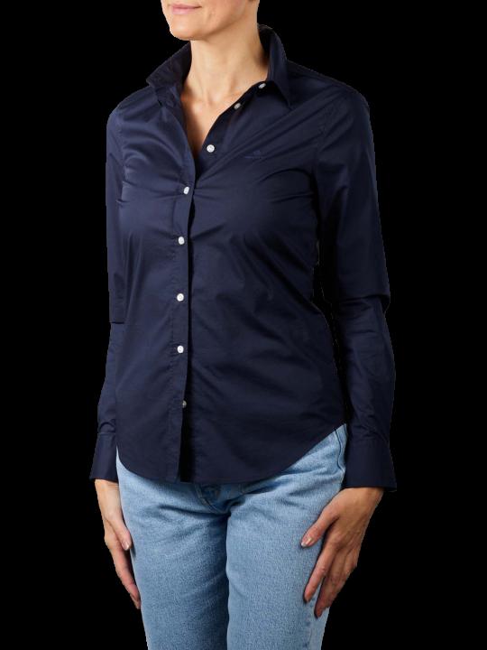Gant Solid Strech Broadcloth Shirt