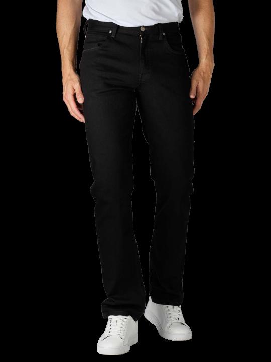 Lee Brooklyn Jeans Straight Fit clean black  Herren Jeans
