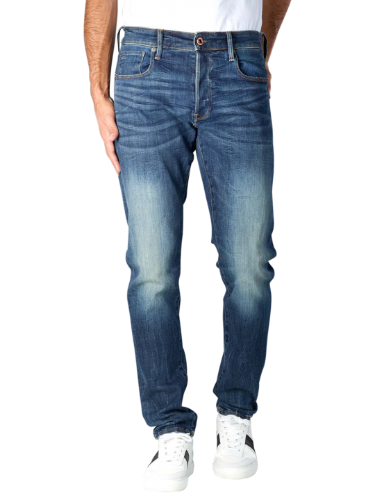 G-Star 3301 Antic Faded Baum Jeans Slim Fit