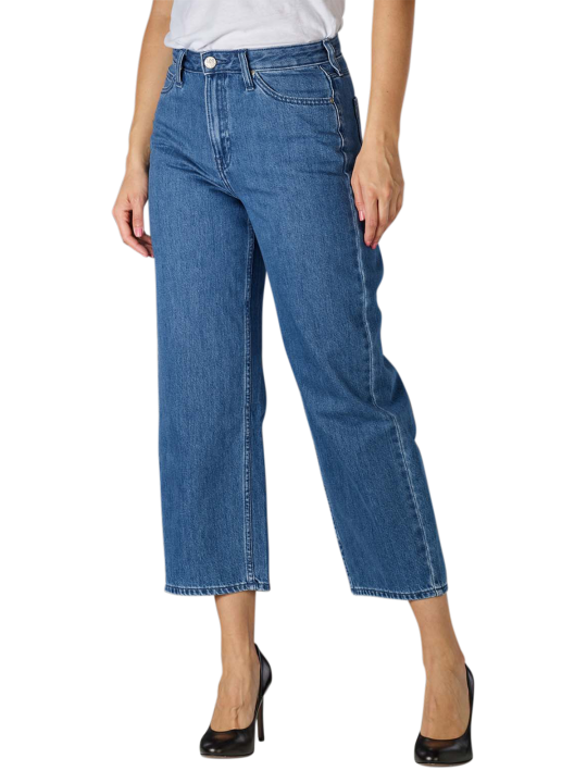Lee Wide Leg Bootcut Mid Jeans Loose Fit