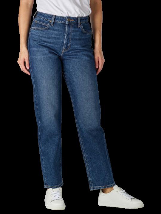 Lee Carol Jeans dark ruby  Damen Jeans