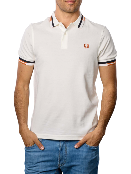 Fred Perry LS Polo Shirt