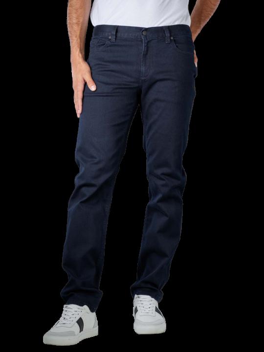 Alberto Pipe Pant Slim Superfit Dual Fx Denim dark blue  Herren Jeans