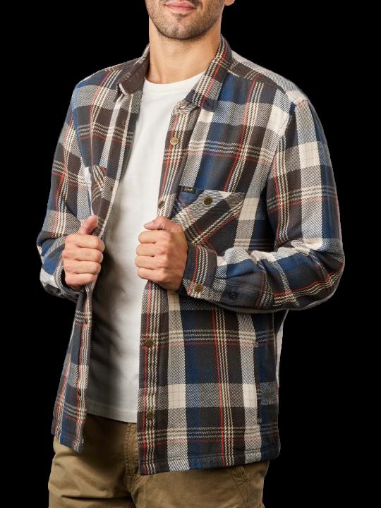 Lee Western Over Shirt  Herren Hemd
