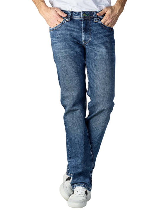 Pepe Jeans Kingston Zip Wiser Wash Straight Fit
