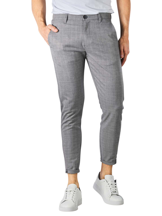 Gabba Pisa Cross Pants Cropped Slim Fit