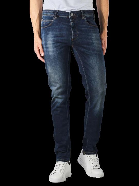 Gabba Rey K3606 Mid Blue Jeans Straight Fit