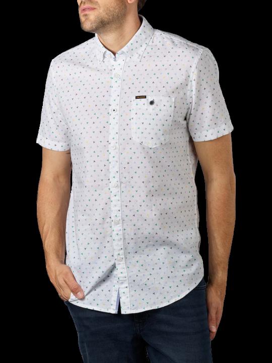 PME Legend Short Sleeve Shirt Cotton Line