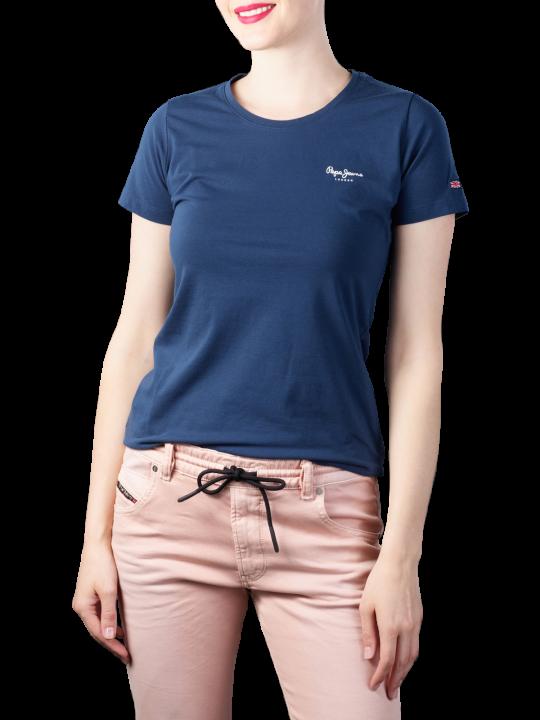Pepe Jeans Esther T-Shirt Basic Lycra