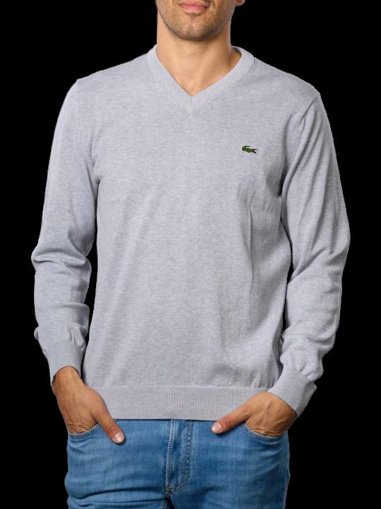 Lacoste Classic V Neck Pullover