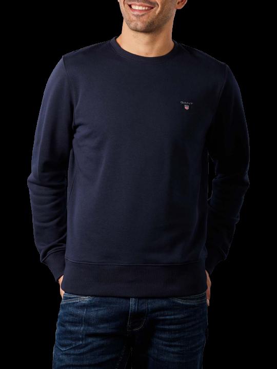 Gant Original Crew Neck  Sweater