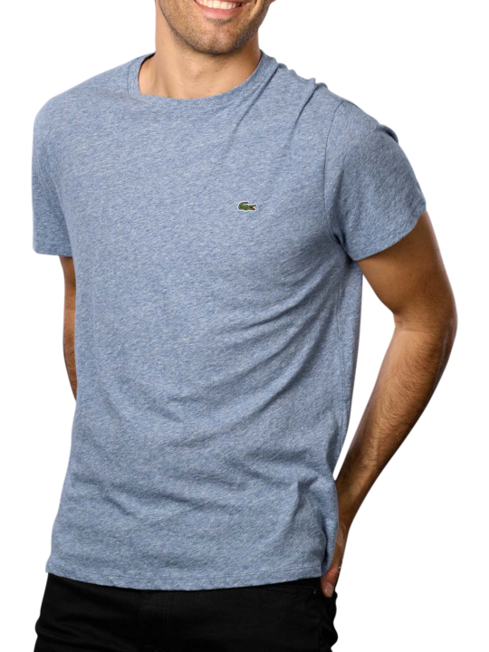 Lacoste Short Sleeves Crew Neck T-Shirt