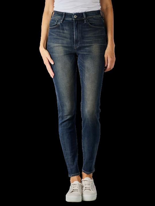 G-Star Kafey Jeans Ultra High Skinny Fit