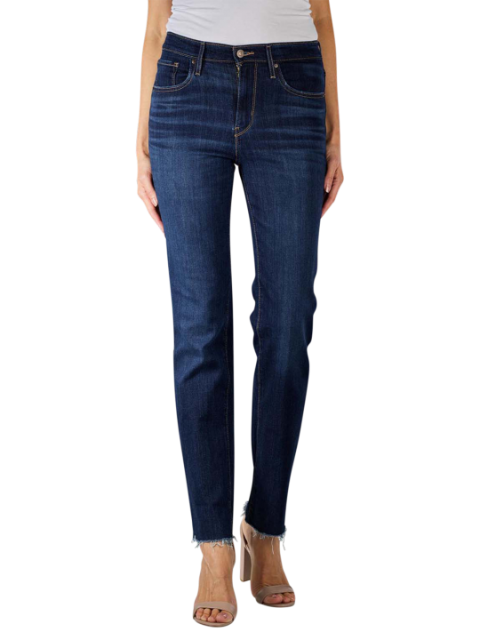 Levi's 724 Jeans Straight High Fit