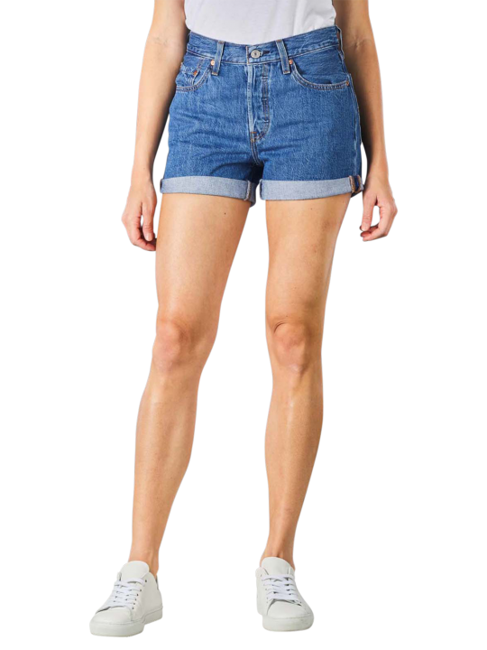 Levi's 501 Rolled Shorts