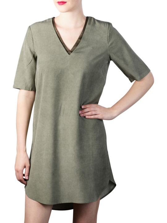 Yaya Lyocell Midi Dress