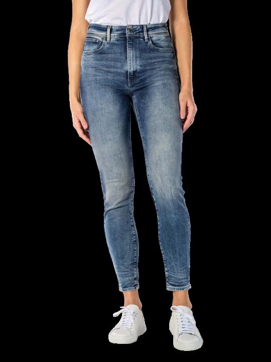 G-Star Kafey Ultra High Jeans Skinny Fit  Damen Jeans