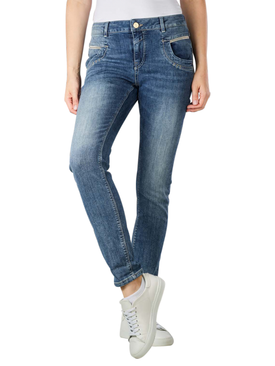 Mos Mosh Naomi Jeans Tapered Fit  Damen Jeans