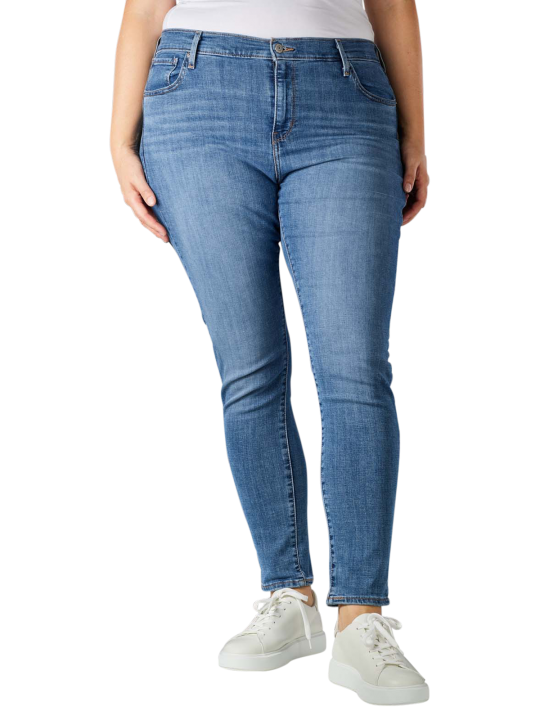 Levi's 721 High Plus Size Jeans Skinny Fit