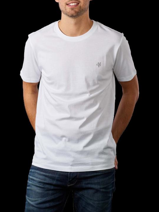 Marc O'Polo Gots Organic T-Shirt Short Sleeve