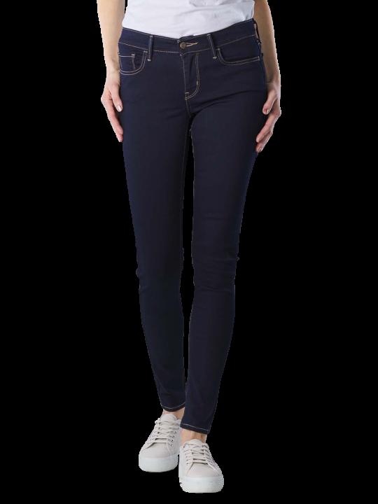 Levi's 710 Jeans Super Skinny dusk rinse  Damen Jeans