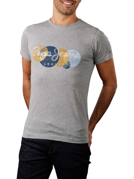 Pepe Jeans Sacha T-Shirt Printed Round Neck