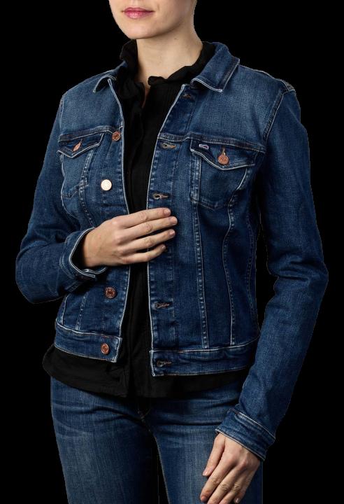 Tommy Jeans Vivianne Slim Trucker Jacket