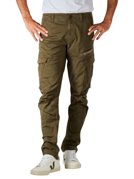 PME Legend Stretch Twill Cargo Pant Straight Fit