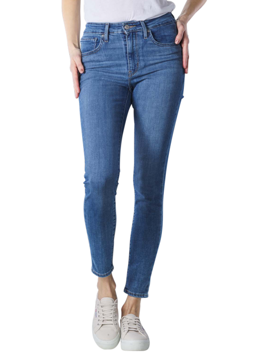 Levi's 721 Jeans High Rise Skinny Fit