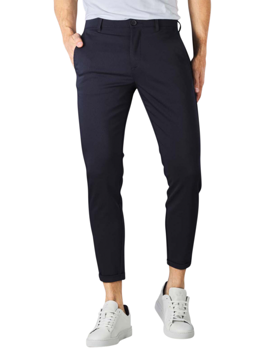 Gabba Pisa Small Dot Pants Cropped Slim Fit
