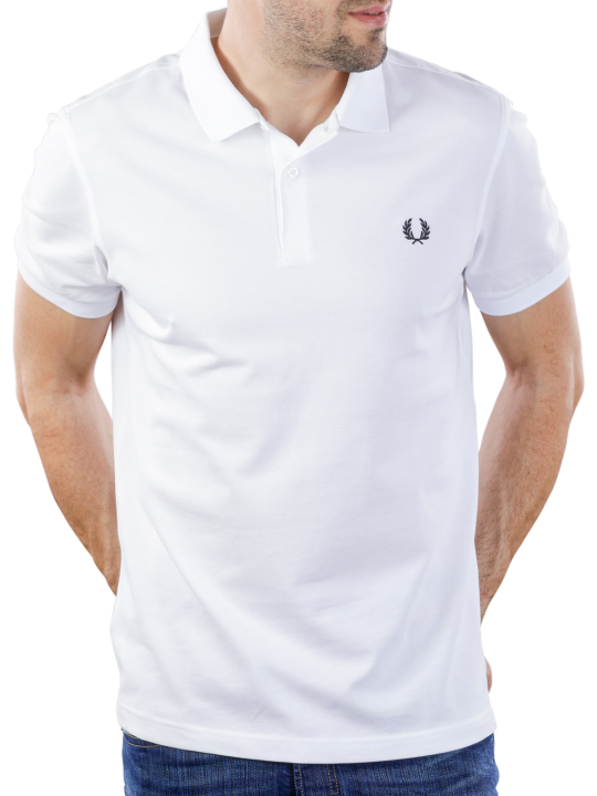 Fred Perry Plain Polo Shirt Regular Fit