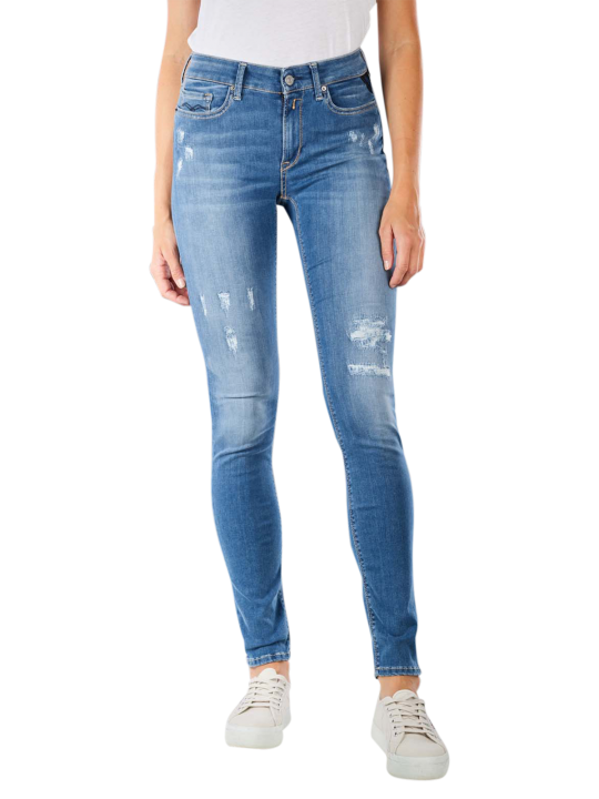 Replay Luzien High Rise Jeans Skinny Fit
