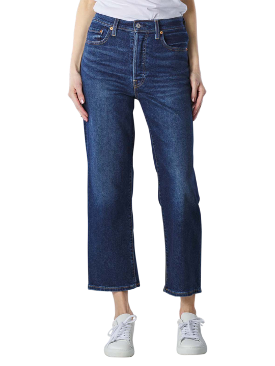 Levi's Ribcage Jeans Straight Fit