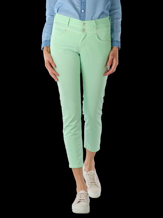 Angels Ornella Button Pants Slim Fit