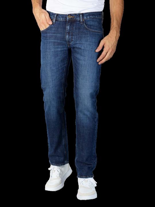 Lee Daren Zip Fly Jeans Regular Straight Fit