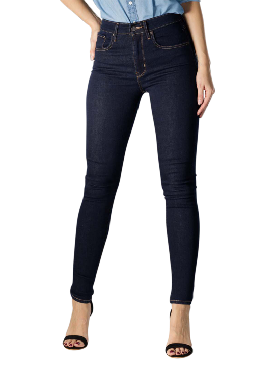 Levi's 721 High Rise Jeans Skinny Fit