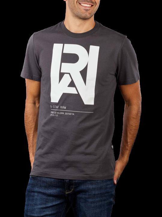 G-Star Graphic Raw T-Shirt