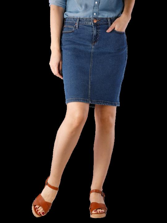 Lee Pencil Skirt  Damen Shorts
