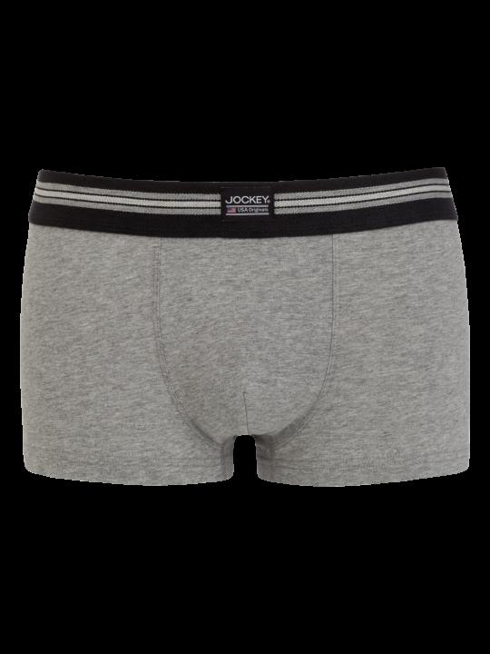 Jockey 3-Pack Cotton Stretch Short Trunk