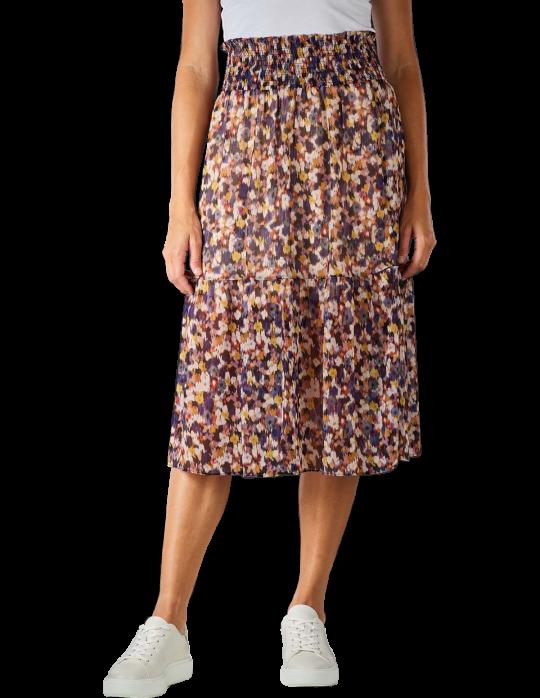 Set Minimalprint Longskirt
